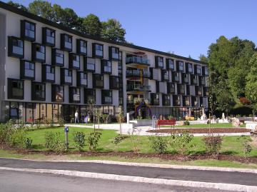 Senioren- und Pflegeheim der Stadtgemeinde Bischofshofen