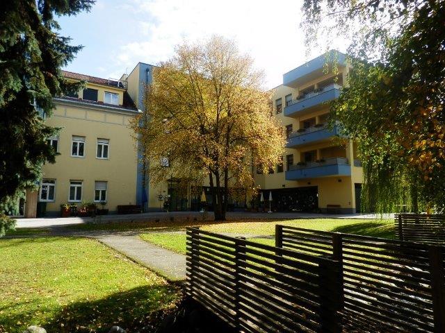 Pensionsten- und Pflegeheim Grazer Straße