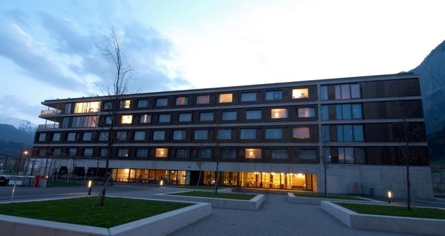 ISD-Wohnheim Lohbach
