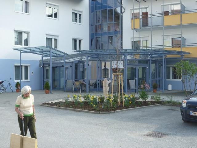 Diakoniezentrum Oberwart, Evang. Altenwohnheim gemeinnützige Betriebs-GmbH