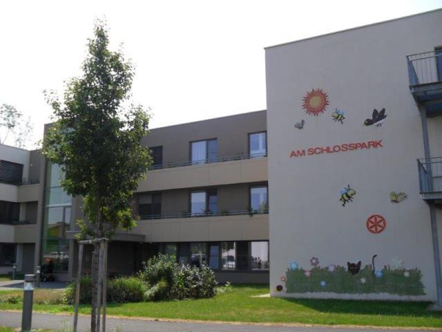 """Pflegezentrum """"Am Schloßpark"""""""
