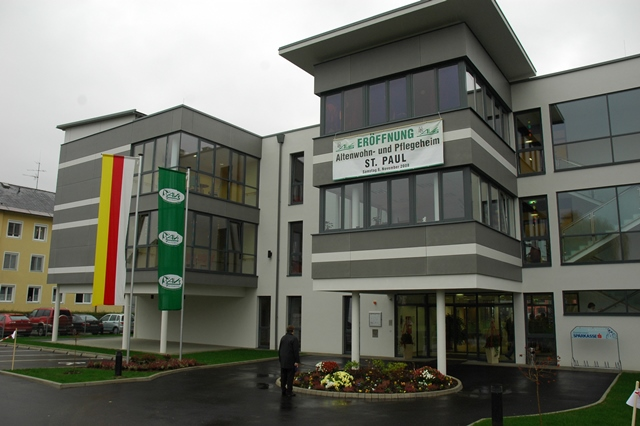 AVS Pflegeheim St. Paul