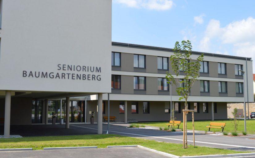 Bezirksalten- und Pflegeheim SENIORium Baumgartenberg