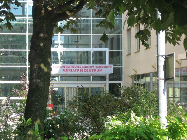 Sozialmedizinisches Zentrum Floridsdorf Geriatriezentrum