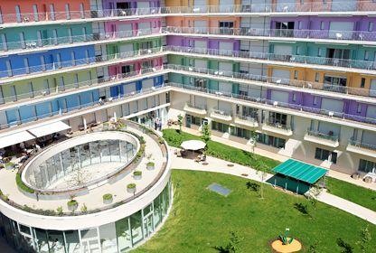 Pflegewohnhaus Leopoldstadt mit sozialmedizinischer Betreuung
